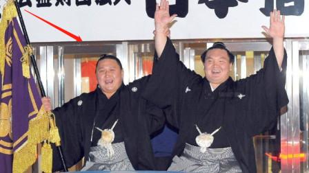 """蒙古相扑选手加入日本国籍,已是最高级别""""横纲级""""选手!"""