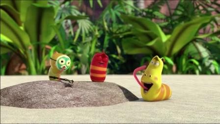 爆笑虫子:黄虫太调皮,搅黄小黄虫和红虫拍拖