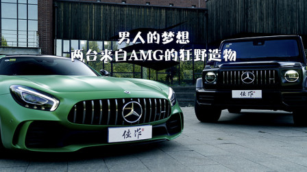男人的梦想 两台来自AMG的狂野造物-新浪汽车