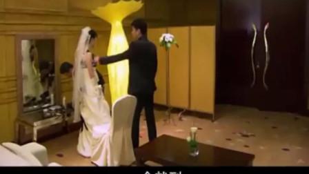 我是一棵小草:结婚之日,心机女找上门,刘水的反应叫人痛快