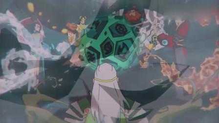 兽王争锋:魔焱背叛了他的兄弟,吸收全部元素能量,注入自己灵兽
