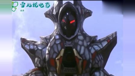 戴拿与迪迦星光战士:戴拿克服了内心的害怕,一拳打穿了怪兽!
