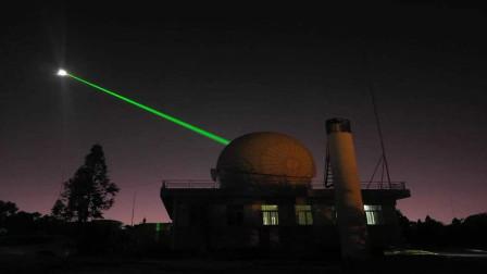 很多天文台都会向宇宙发射灯光,到底是为什么呢?今天算长见识了