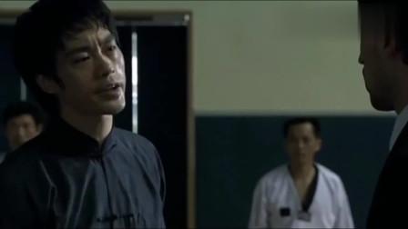 李小龙传奇:当李小龙跳起来的时候,我就知道不简单。