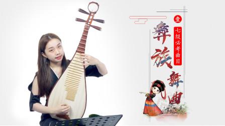 新爱琴从零开始学琵琶 第89课 七级必考曲目《彝族舞曲》讲解(一)