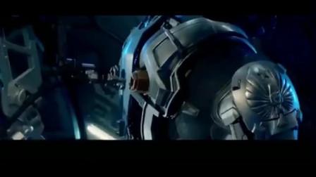 硬碰硬! 秒杀变形金刚的科幻大片, 机甲怪兽各显神通