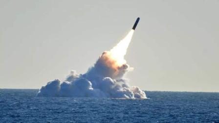 美军宣布采购四百枚潜射洲际导弹!已有至少五十枚用于训练任务