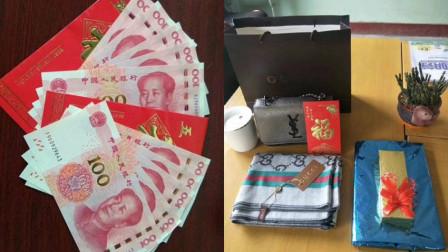 山西怀仁一老师晒教师节礼物 含万元奢侈品包