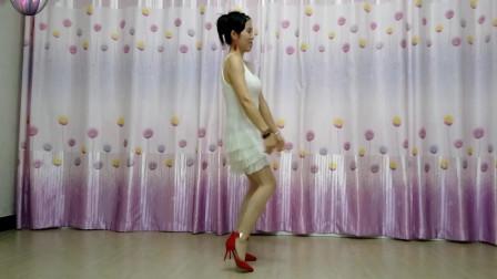 池州天缘广场舞--听不完的情歌--原创32步.2