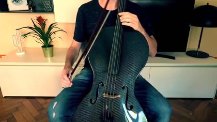大提琴演奏电影《天堂电影院》主题曲《爱的主题》