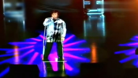 郑智化现场演唱《别哭我最爱的人》,说的一段话让全场感动落泪