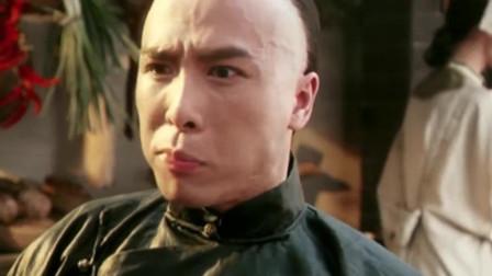 少年黄飞鸿之铁马骝:黄麒英偷吃菜,不料一口吃下去辣到脸部狰狞,这辣爽咯