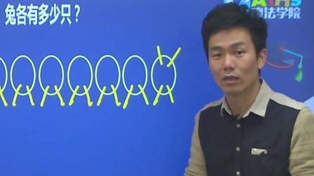 经典的鸡兔同笼问题你会解答吗?感受数学的魅力吧