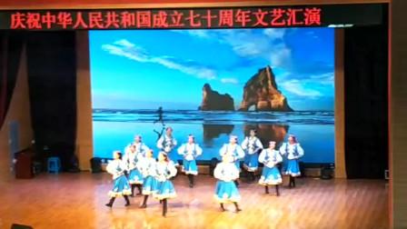 视频录像 萱子;通辽市首届老年人艺术节碧桂园健身队-蒙古舞蹈《蒙古姑娘》