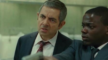 憨豆特工:憨豆先生把钥匙给了西蒙,没想到他真是坏人,这下惨了
