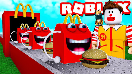 小格解说 Roblox 餐厅大亨2:升级美味中餐厅!居然全都是顾客?乐高小游戏