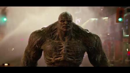 无敌浩克:两个巨人的战斗,浩克遭遇更大的怪物!