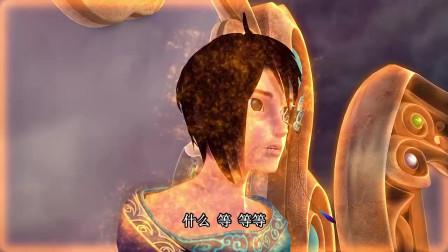 孩子爱看动画片精灵梦叶罗丽:曼多拉赢了,世界是曼多拉女王的了