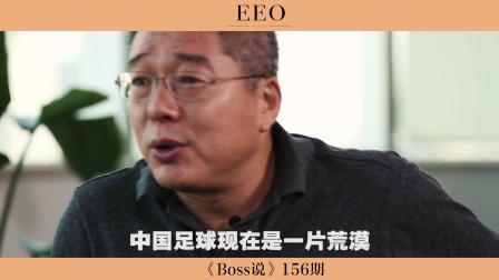 企鹅体育总裁、前央视足球评论员刘建宏:中国足球已是一片荒漠,别忙着种树了