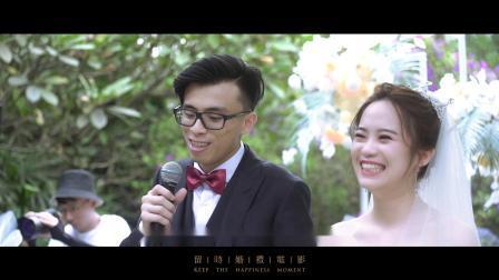 《Right time,Right man》| 留时婚礼电影作品