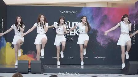 韩国饭拍GFRIEND韩女团美女热舞,你看了几遍