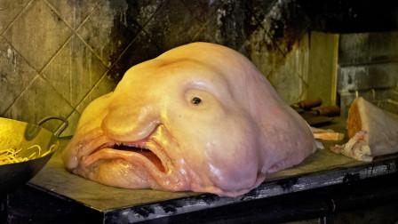 外星怪兽假扮人类开了家中餐馆,将人鱼做给客人吃,变异怪物当食材