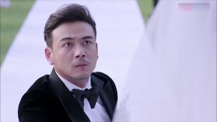婚礼的大屏幕上,突然出现一段视频,新郎一见当场抛下新娘走人!