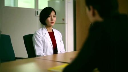 韩国性感医生讲解病情,面对帅小伙可真不忍心说出实情