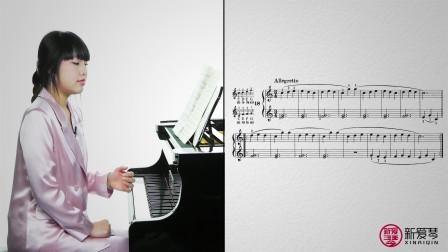 从零开始学钢琴:【第三十八课】轻松学会《拜厄练习曲NO18》
