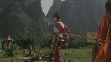 少林小子:李连杰第一次约美女见面,为了面子连爹的新郎衣都穿了