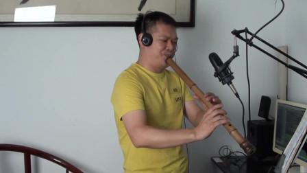 管子先生南箫演奏《左手指月》