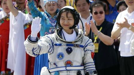 第一个登上太空的女宇航员,为何回来消失了,看完让人泪目!