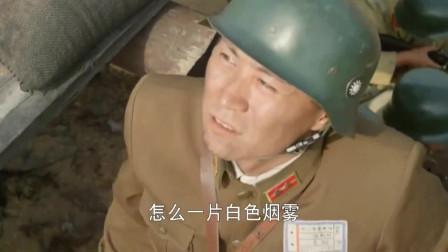 鬼子轰炸机黑压压一片,士兵吓到了,轰炸机也直接坠落