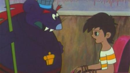 这部32年前的动画承包了无数80后的童年,现在看仍回味无穷