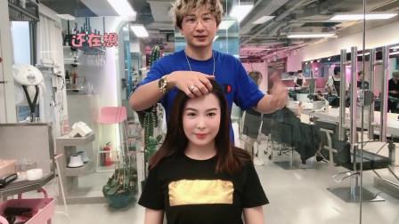 韩国女生最爱剪的一款气质型发型,高级时髦显气质,看完小姐姐剪好效果,想剪同款!