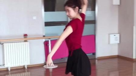 古典舞《左手指月》精彩欣赏