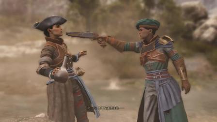 期12女考察队《贪婪之秋》最高难度全任务剧情 正经欧美大型RPG
