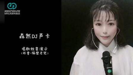 森然DJ演示效果介绍