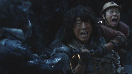 不听摸金校尉的话乱拿东西,盗墓贼变成大粽子,是真的惨!