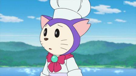 哆啦A梦:因为一直没等到主人给自己做蛋糕,猫型人毁了点心城堡