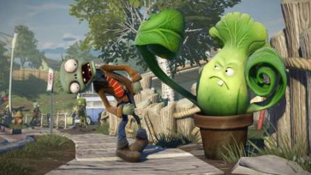 植物大战僵尸2 冰河世界之旅 亲子益智游戏