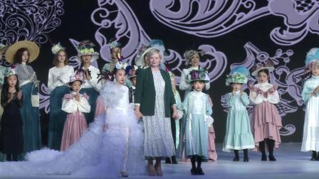 大连时装周 | NIKONOVA-《城市的历史》