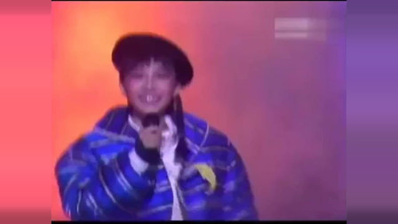 86年劲歌颁奖礼《跳舞街》:慧娴公主的另一款风格,仅次于梅姐!