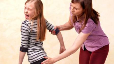 一巴掌下去,6岁女儿差点殒命,父母再生气,孩子这3处也不要打