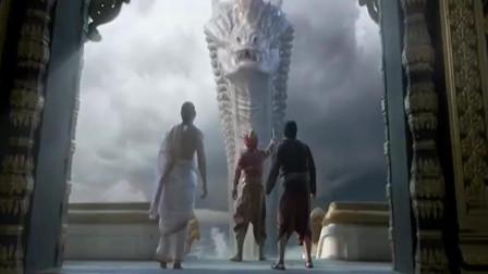 三面娜迦:娜迦怒杀国王一报杀夫之仇,也为自已种下了恶果