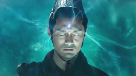 悟空传:杨戬开天眼失败,天尊大人:想成为神,必须放下个人情感