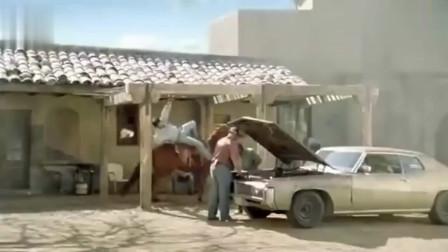 搞笑汽车创意广告,还挺有意思