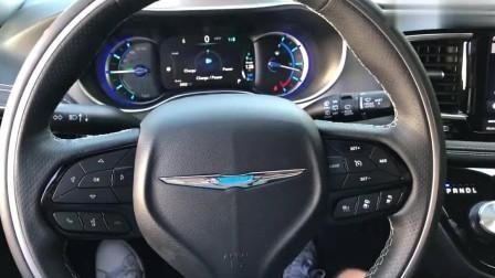 按下2019款克莱斯勒大捷龙车钥匙,坐进车内那刻买不买自己定