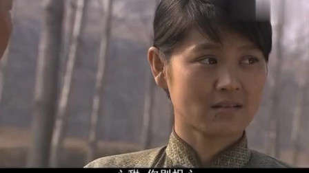 沂蒙:革命快胜利了,家里来了大首长,儿媳却在路口等丈夫回家