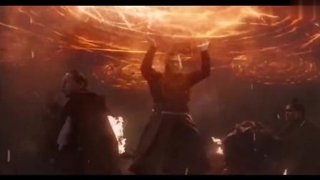 开了嗜血的漫威女英雄,真是佛挡杀佛,魔挡灭魔!